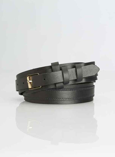 SADDLE BELT - KNUEFERMANN
