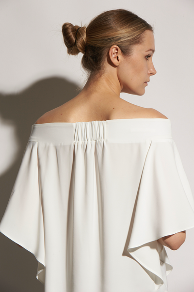 LILY TOP UNLINED - KNUEFERMANN