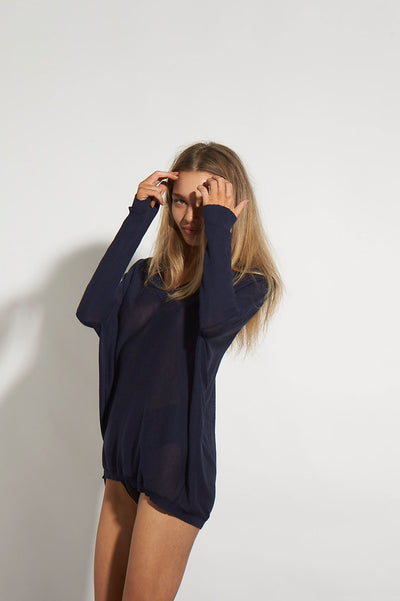 LOLA SWEATER NAVY