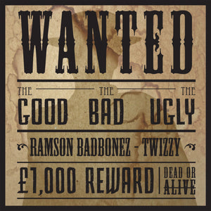 Twizzy & Ramson Badbonez - The Good, The Bad & The Ugly (Review)