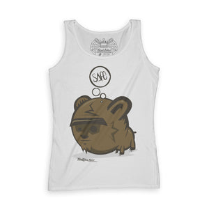 Bear Safe Ladies Tank