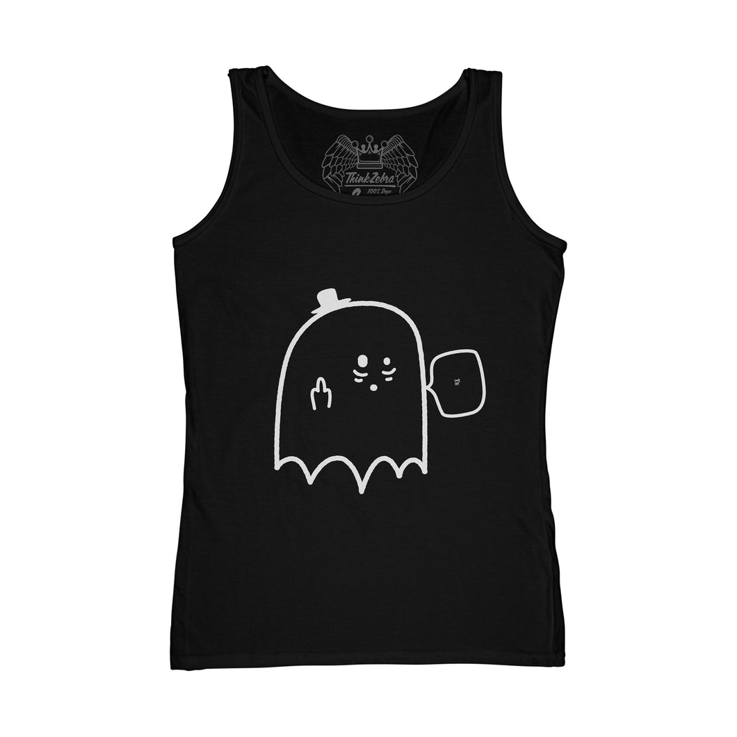 Ghost Ladies Tank