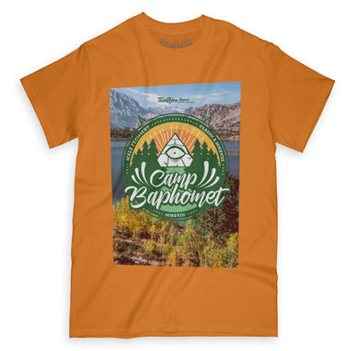 Illuminati Youth Club Summer Camp Tee