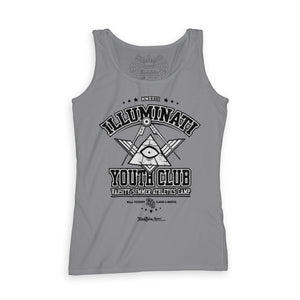 Illuminati Youth Club Athletics Camp Ladies Tank