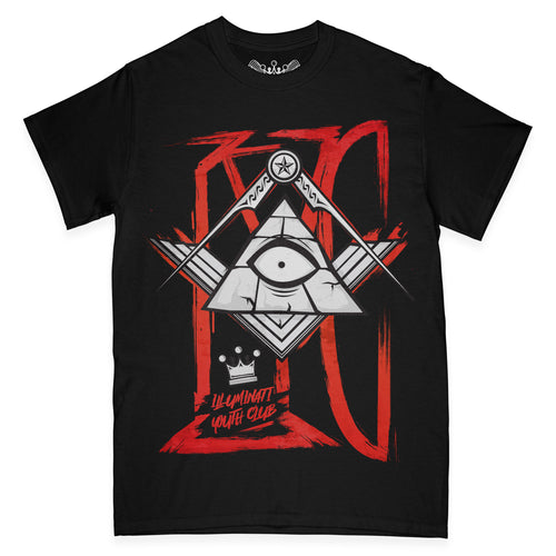 Illuminati Youth Club Tee