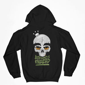 Hip Hop is Undead Hoody