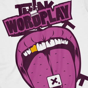Wordplay Tee