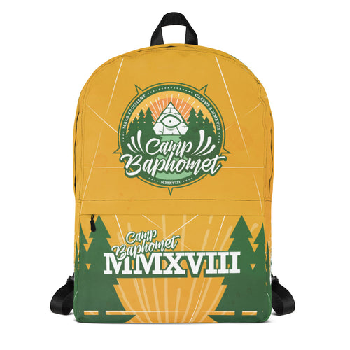 IYC Summer Camp Backpack