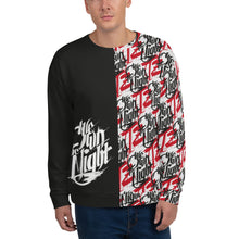 We Own the Night Split Sweater