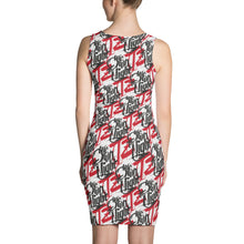 We Own the Night Print Dress