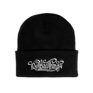 Do Bad Things Beanie