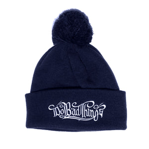 Do Bad Things Bobble Beanie