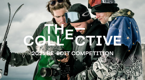 THE COLLECTIVE 20/21 RE-EDIT COMPETITION