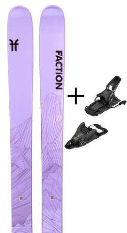 Agent 3.0X with Salomon S/Lab Shift MNC 13 Binding
