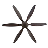 Aviator 6 Blade DC 66'' Ceiling Fan
