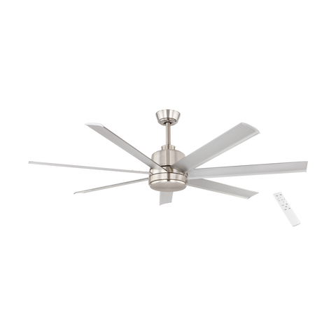 Tourbillion 7 Blade Metal DC Remote Ceiling Fan
