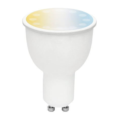 4.5W Brilliant Smart Wifi GU10 LED Globe - CCT White