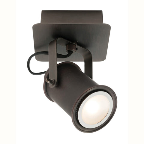 Ryan LED Spotlight Antique Black