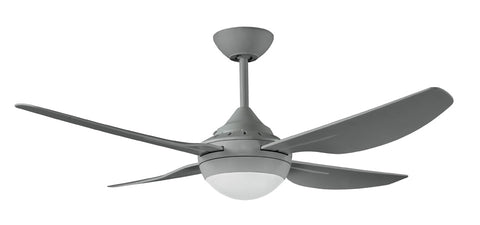 Ventair Harmony II 4 Blade ABS AC Ceiling Fan with LED Light