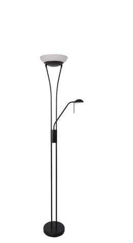 Reed Mother & Child LED Uplight Floor Lamp