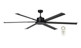 Albatross DC 6 Blade Metal Ceiling Fan