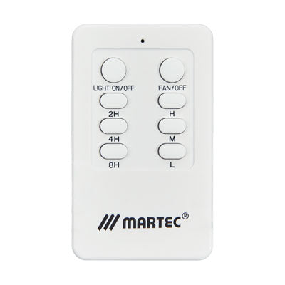Ceiling Fan Remote (To suit Martec AC Fans)