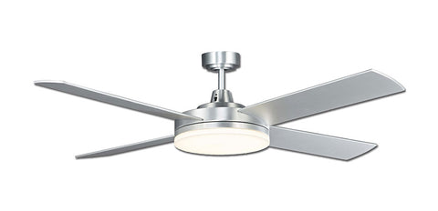 Razor 4 Blade Ceiling Fan with 3000K Warm LED Light