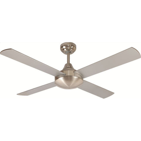 Hunter Pacific Azure Timber Ceiling Fan Silver