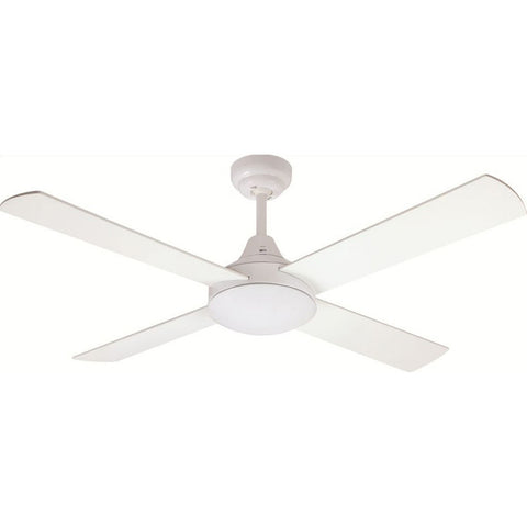 Hunter Pacific Azure Timber Ceiling Fan White