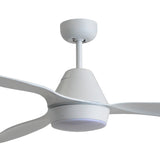 Martec Triumph 3 Blade ABS 52'' 1320mm Ceiling Fan with 15w LED Light