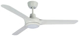 Cruise 3 Blade Ceiling Fan with LED Light
