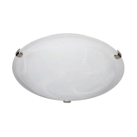 Astro DIY Batten Fix Oyster Light Alabaster/Satin Chrome