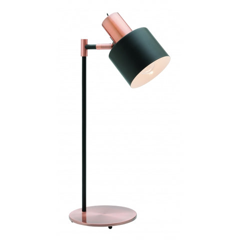 Benjamin Lamp Black/Antique Copper