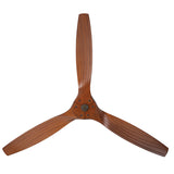 Brilliant Maverick 1520mm 60'' DC ABS 3 Blade Designer Ceiling Fan