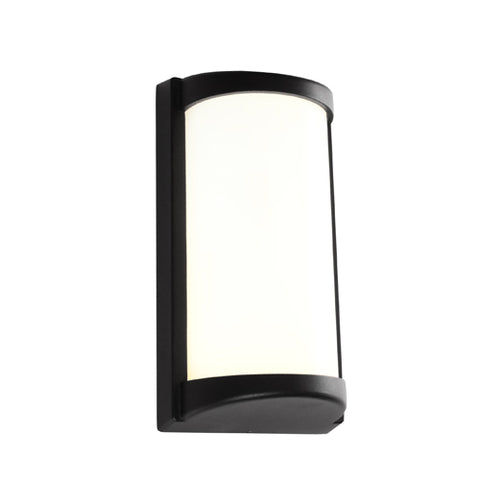 Logan LED Grill Exterior Wall Light