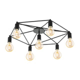 Staiti 7lt Close to Ceiling Feature Pendant Light