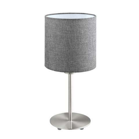 Pasteri Table Lamp with Fabric Shade