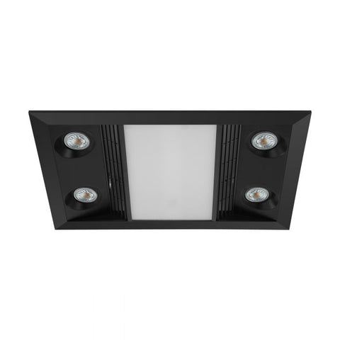Inferno Bathroom 3in1 Light/Heat/Exhaust Fan