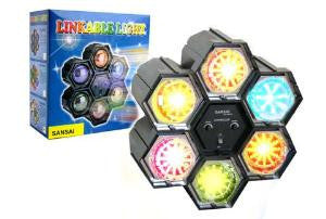 LED Linkable Disco Light