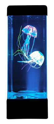 Jelly Fish Lamp with LED Colour Changing