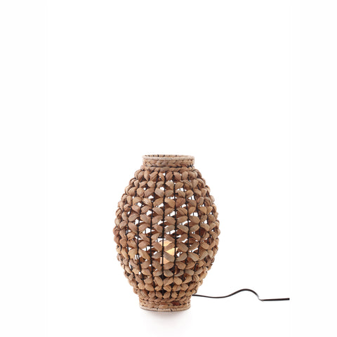 Alyn Natural Water Hyacinth Table Lamp