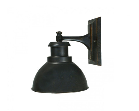 Terminal Wall Exterior Light Bronze