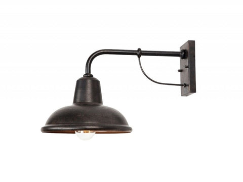 Urban Wall Exterior Light Bronze