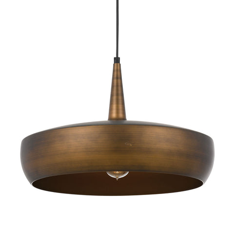 Sabra 43 1lt Metal Pendant Light