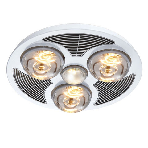Bathroom Exhaust Fan Heat Light Roundabout Lighting