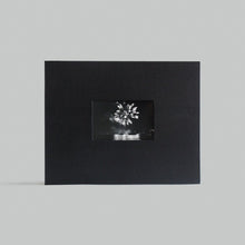 Black photo album - photo guest book
