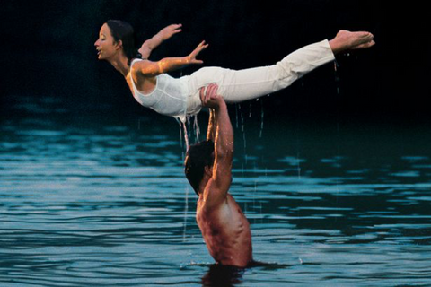 LoveDrop Life | Our Blog | 10 movies to get you in the mood | Dirty Dancing