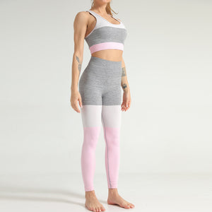 Multicolored Fitness Set