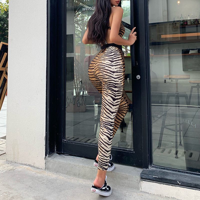 Tigress Fitness Suit