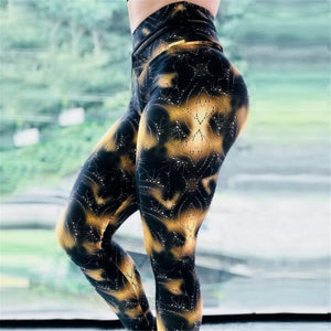 Dark Perspire Leggings